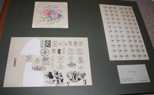 Silk screen ceramic transfers - Samples