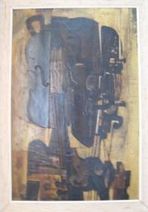 Violin Woman (1961)